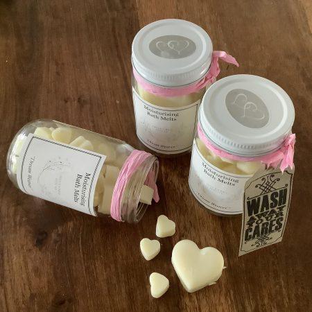 Moisturising Bath Melts - Jar
