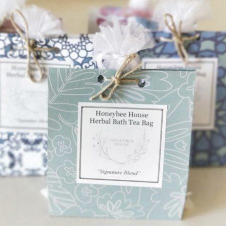 herbal bath tea bag