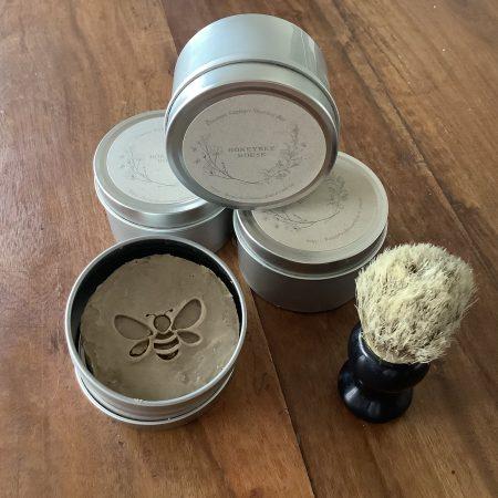 Coconut yoghurt shaving bar