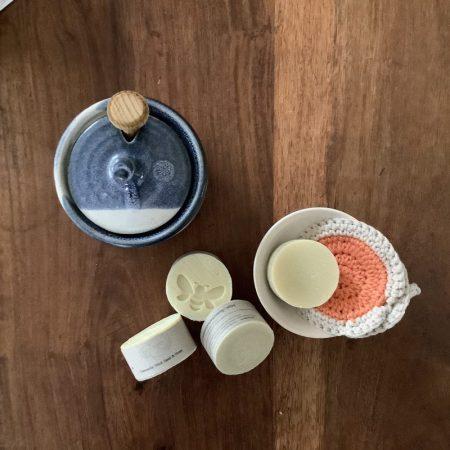 Chamomile Witch Hazel and HoneyFacial Bar