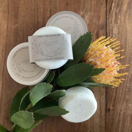 Ylang ylang shampoo bar